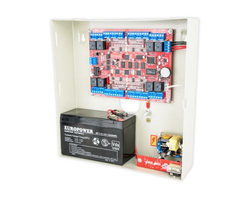 FS-4W-A сетевой контроллер на 4 считывателя