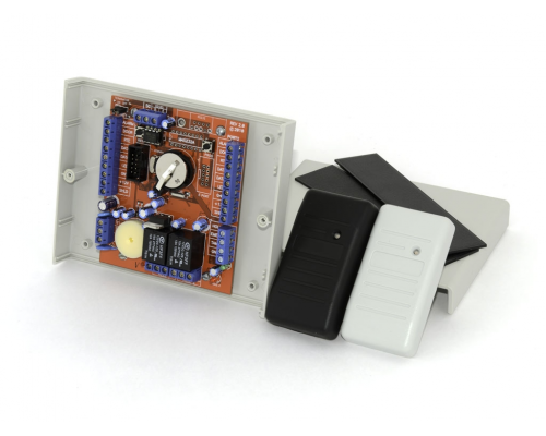 FS-2000N сетевой контроллер + 2 считывателя EM-AccPoint-TM